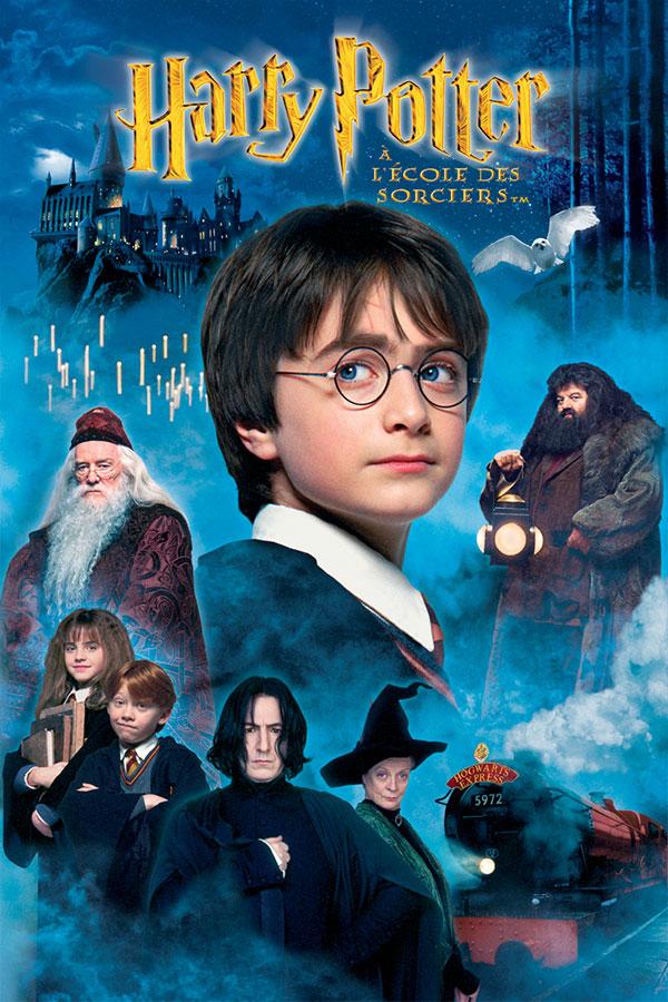 Harry Potter à l'école des sorciers (1)