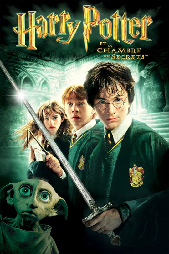 Harry Potter et la chambre des secrets (2)