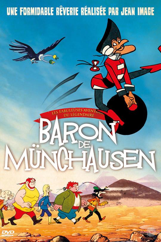Les Fabuleuses Aventures du baron de Münchausen