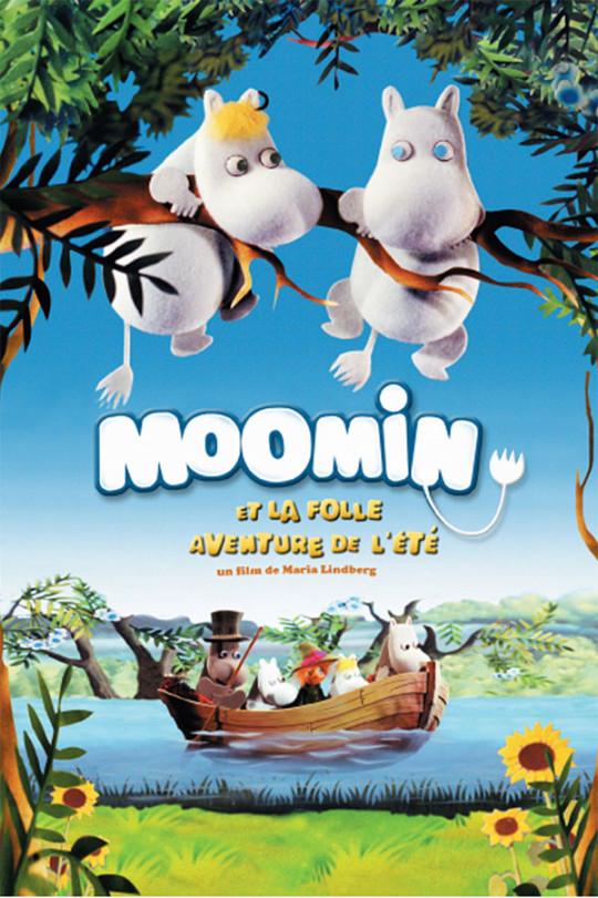 Les Moomins et la folle aventure de l'été