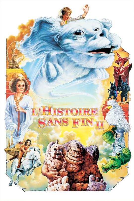 L'Histoire sans fin 2 – un nouveau chapitre