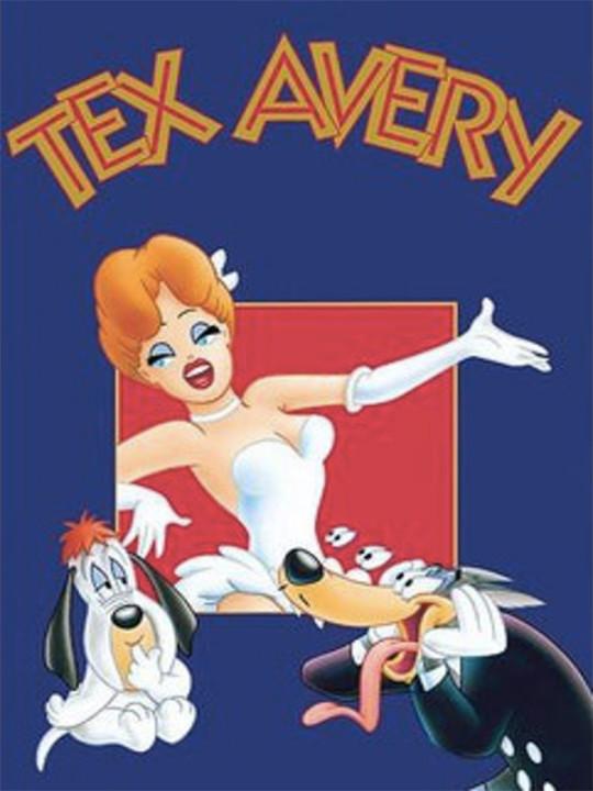 Tex avery cinekidz films pour enfants - Dessin tex avery ...